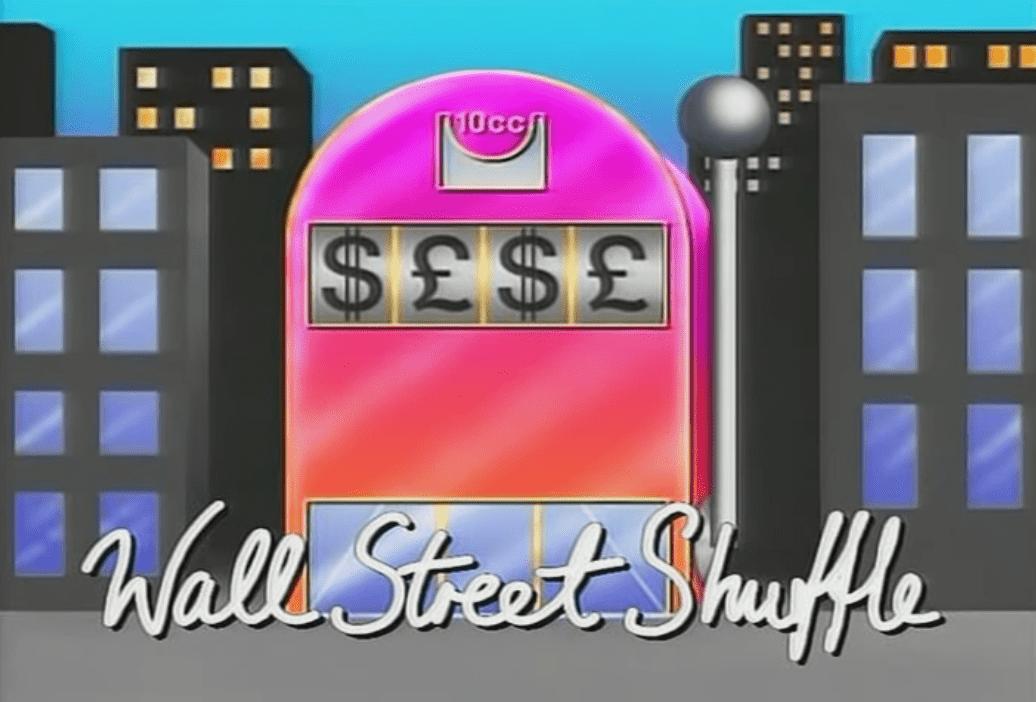 Wall Street Shuffle (foto YouTube)