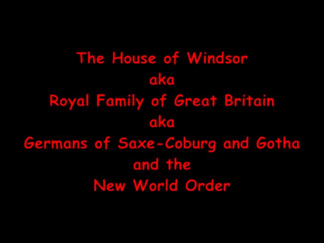 House of Windsor (foto YouTube)