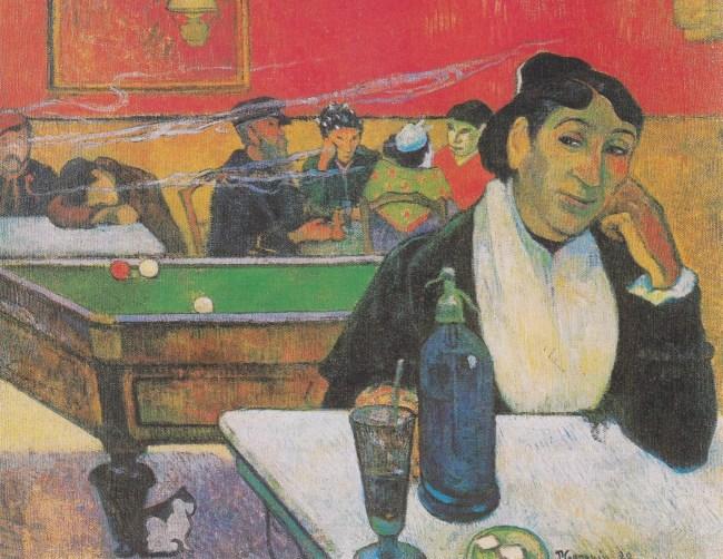 Paul Gauguin - The Night Café