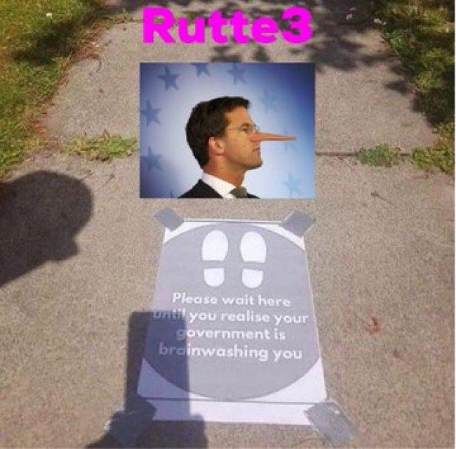 Rutte III (foto Twitter)