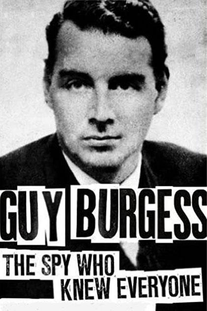 The Spy who knew everyone (foto goodreads.com)