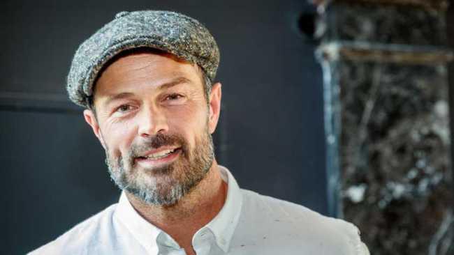 Arie Boomsma 'Johan Derksen is geen rascist,' De Telegraaf, 24 juni 2020 (foto Anneke Janssen | NN)