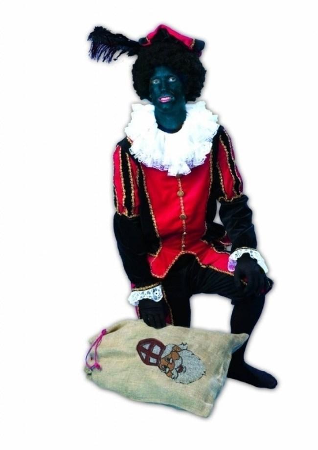 Ook Blauwe Piet mag niet (foto mijnwebwinkel)