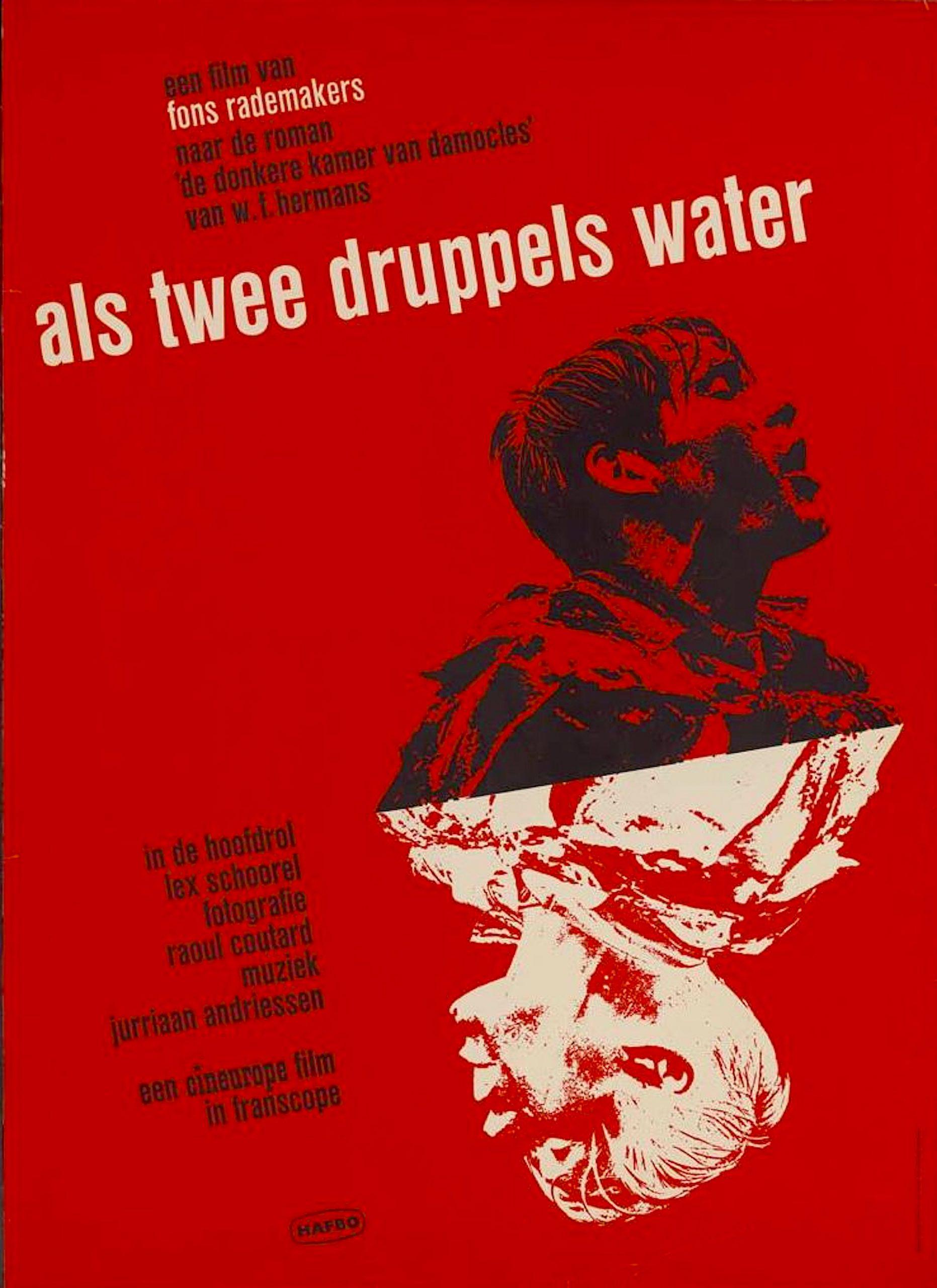 Fons Rademakers – Als twee druppels water (foto Pinterest)