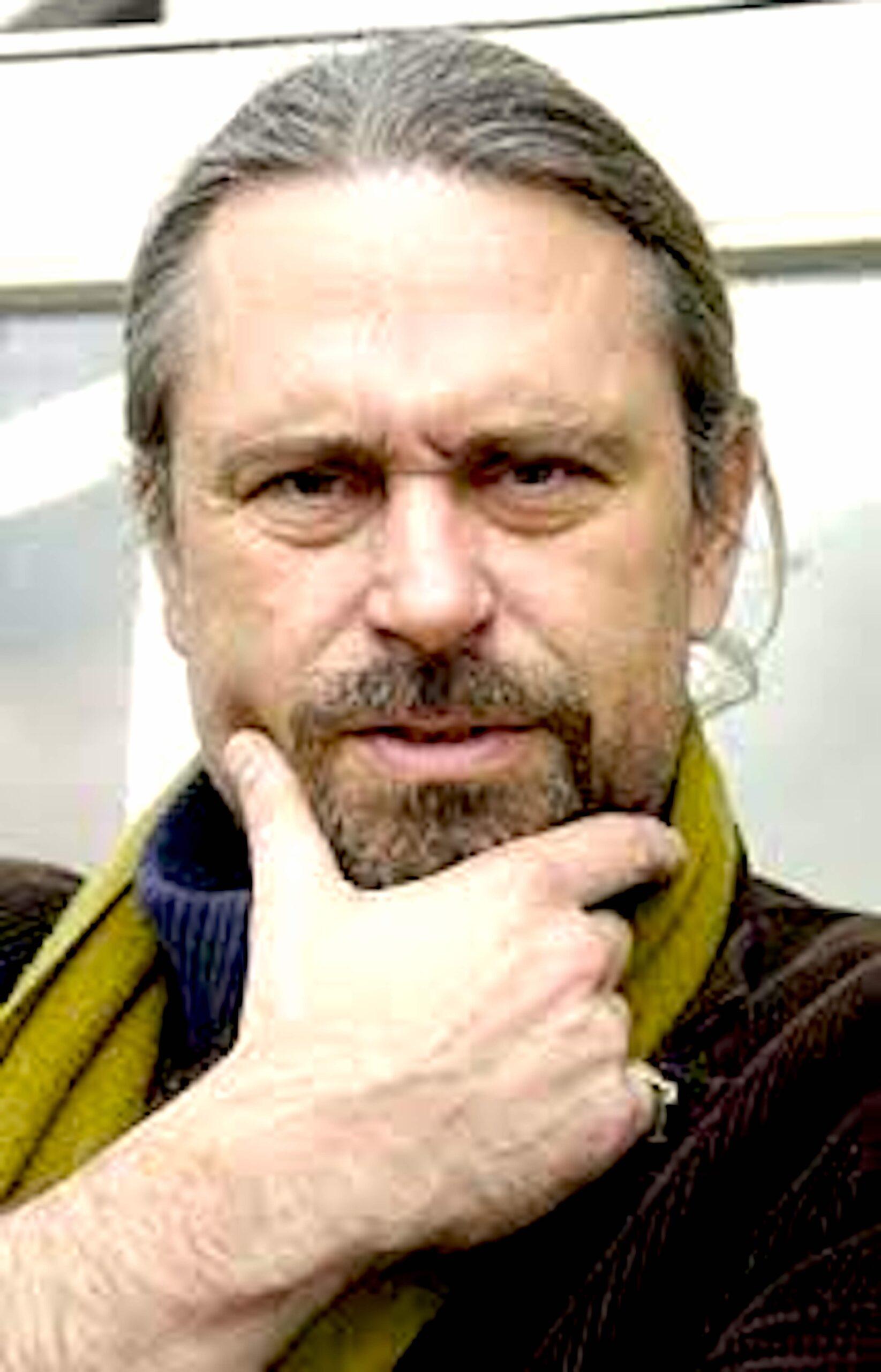René Huigen (foto Koninklijke Bibliotheek)