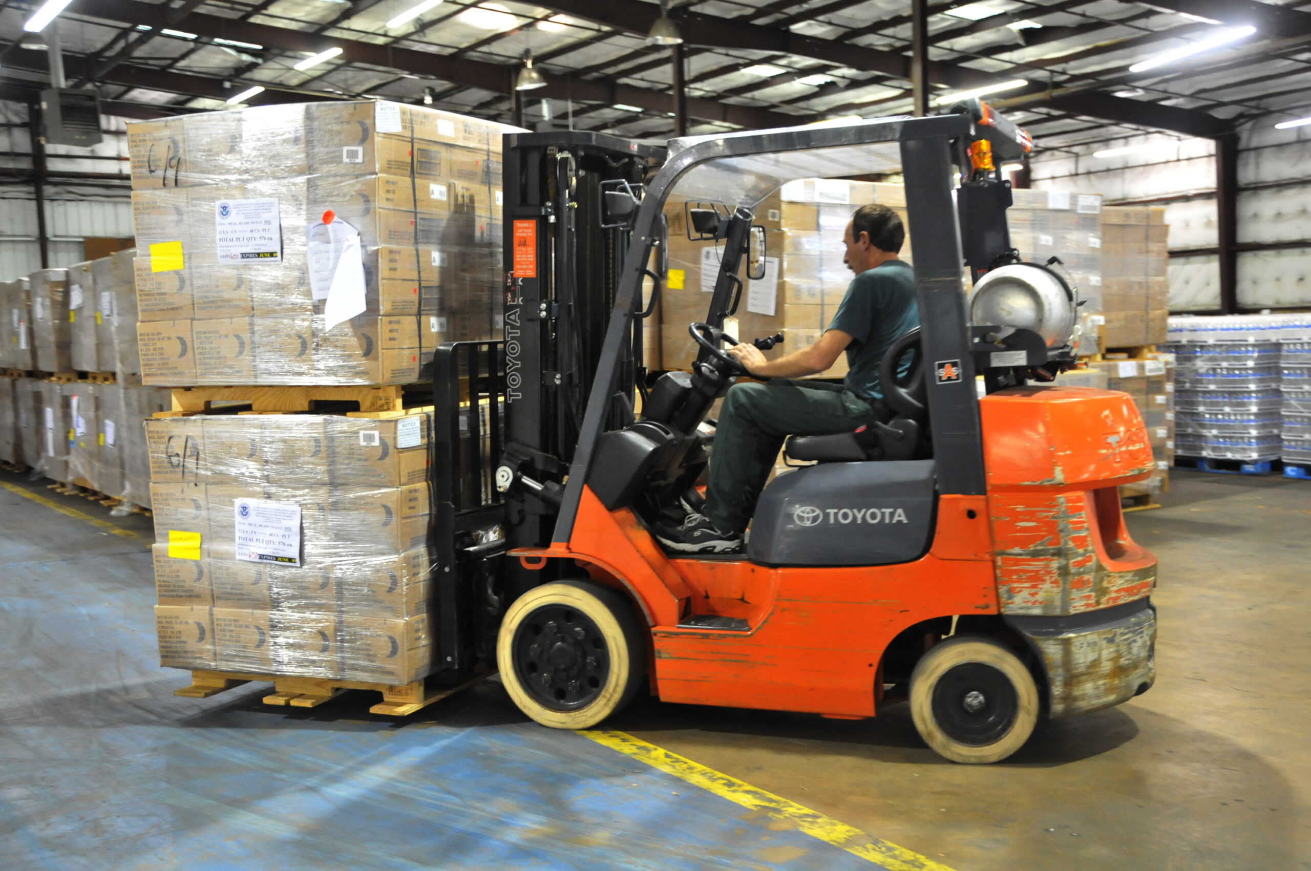 Loading And Unloading Trucks Resume 6 Major Tips On Avoiding Forklift Accidents Rob 39s