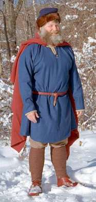 How Vikings really dressed is largely unknown - a blog by Traveller Inceptio author Rob Shackleford