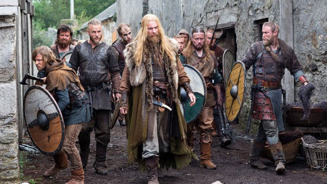 How were Vikings Dressed - by Traveller Inceptio author Rob Shackleford