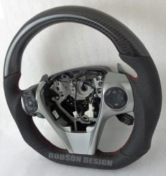toyota camry carbon fiber steering wheel [ 1734 x 1666 Pixel ]