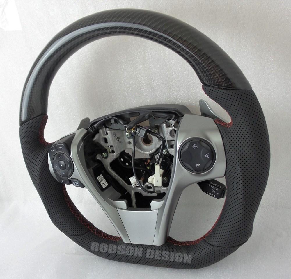 medium resolution of toyota camry carbon fiber steering wheel