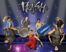 Vocal Trash will be here January 24, 2015.