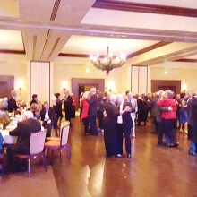 The Robson Ranch Holiday party