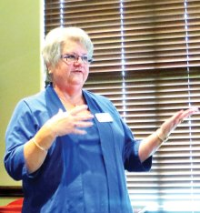 Barbara Schmidt, a champion for nurses and the nursing profession