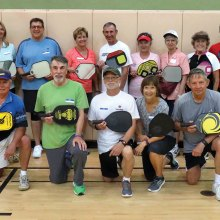 June Pickleball Academy
