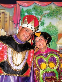 Come celebrate Mardi Gras with the Robson Ranch Dance Club