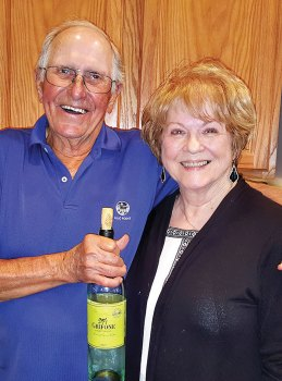 Wayne and Mary Ann Ballard bring out the Italian in all of us!