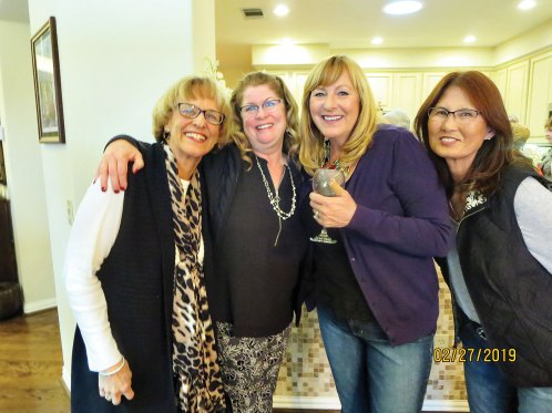 Ruth Bowen, Donna Phillips, Suzanne Hill