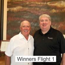 Winners Flight 1