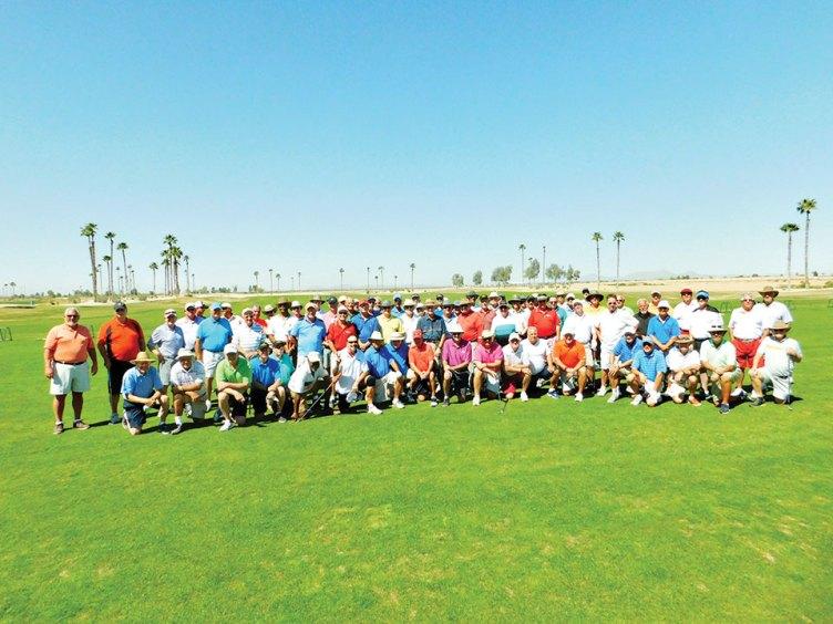 The Member/Guest tournament participants