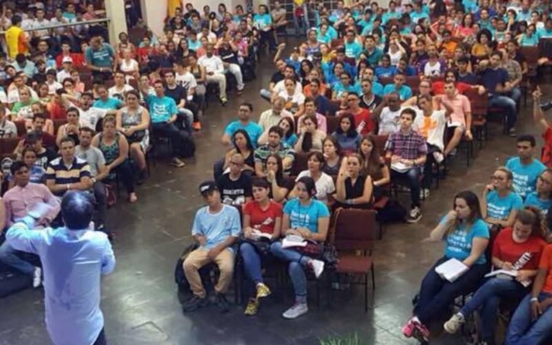Goiânia recebeu Bispo Rodovalho com a Conferência Vida com Esperança