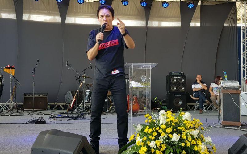 Bispo Rodovalho fala sobre sinais e superação em Fortaleza/CE