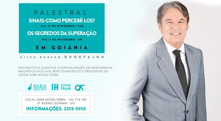 Bispo Rodovalho apresenta Conferência Vida com Esperança em Goiânia no próximo final de semana
