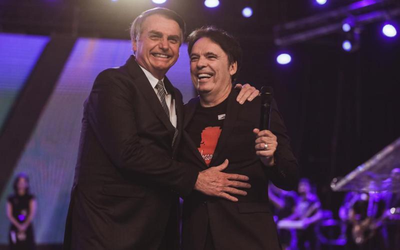 O presidente Jair Bolsonaro é fruto de um milagre