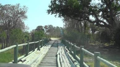 Log bridge into Kwai