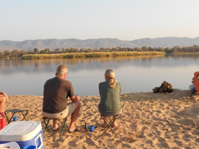 Zambezi Island Canoe Trail September 2017 058