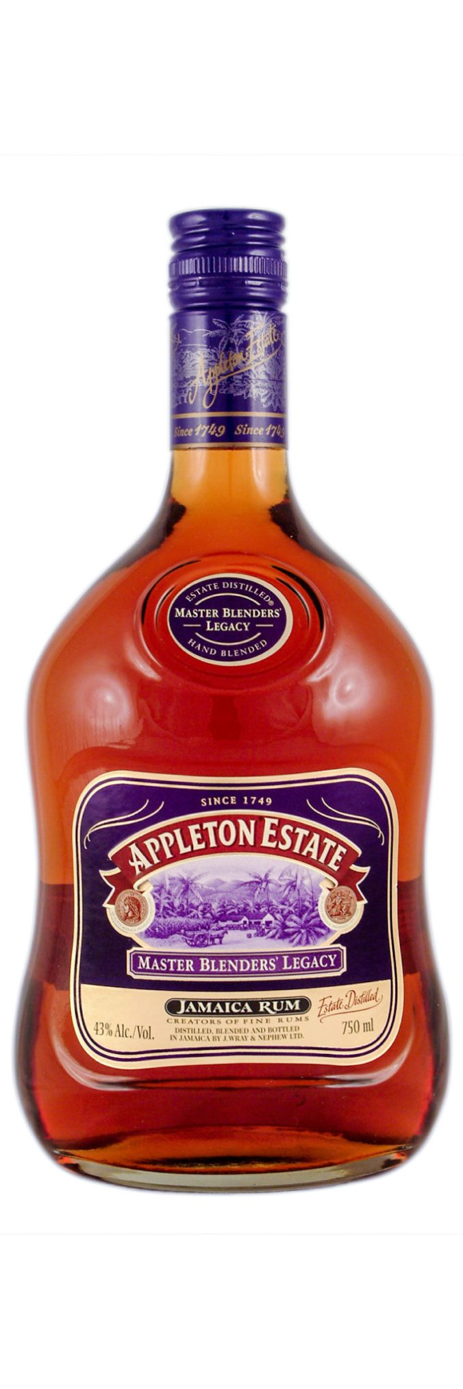 Appleton Estate Master Blenders