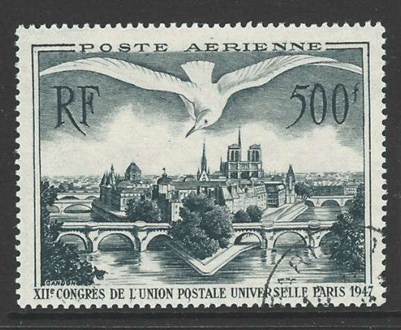 SG 1013, French Stamp