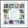 SG Thinking Outside the Square, New Zealand Stamps