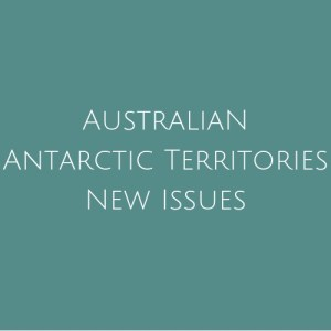 Australian Antarctic Territory- New Issues