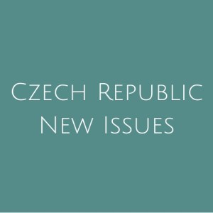 Czech Republic- New Issues