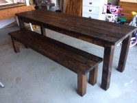 Benches & Dining Tables