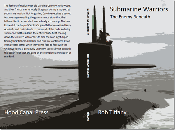 Submarine Warriors: The Enemy Beneath is now Available in Paperback on Amazon