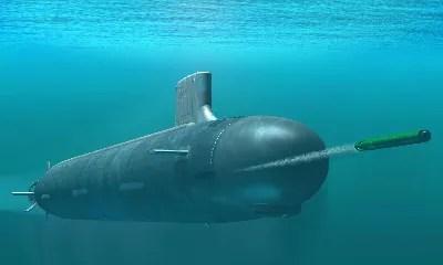 Virginia Class Submarine