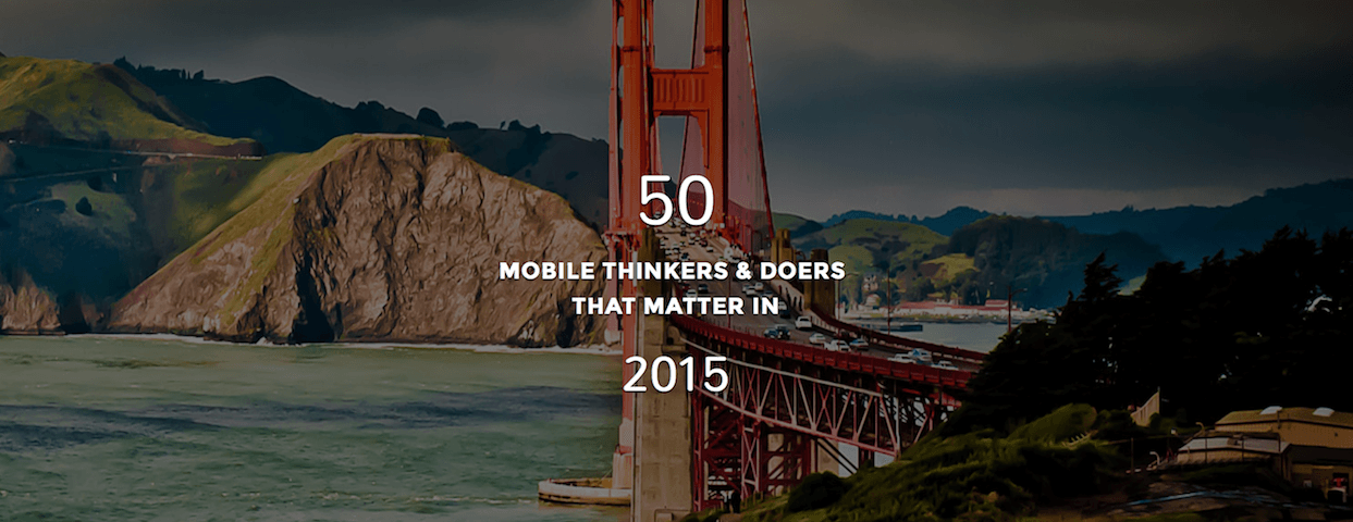 Mobile Thinkers