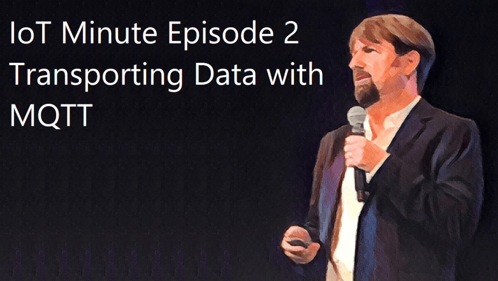 Transporting Data with MQTT