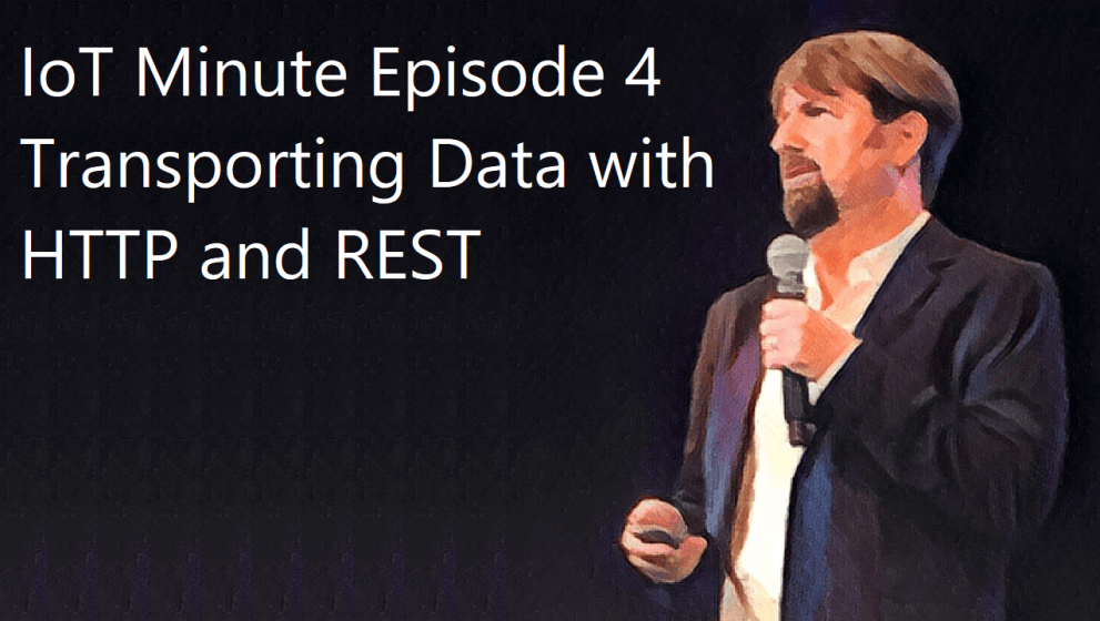Transporting Data with HTTP and REST