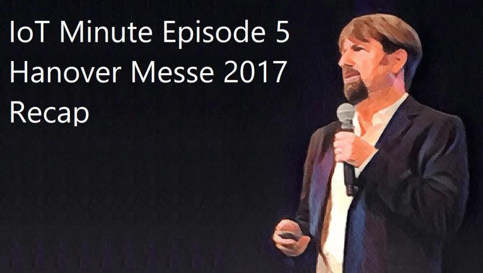 Hanover Messe Recap