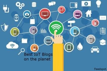 Top IoT Website