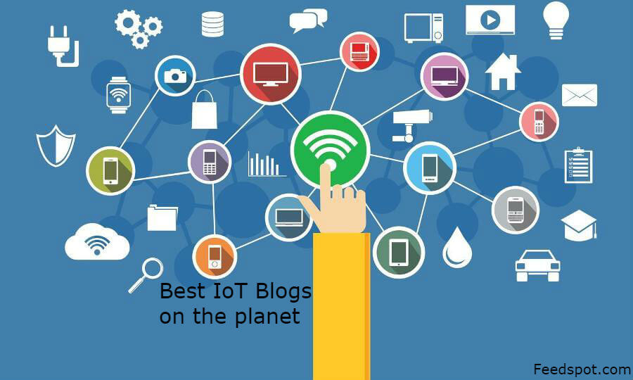 ROBTIFFANY.COM Named in the Top 100 Websites for IoT Industry Professionals