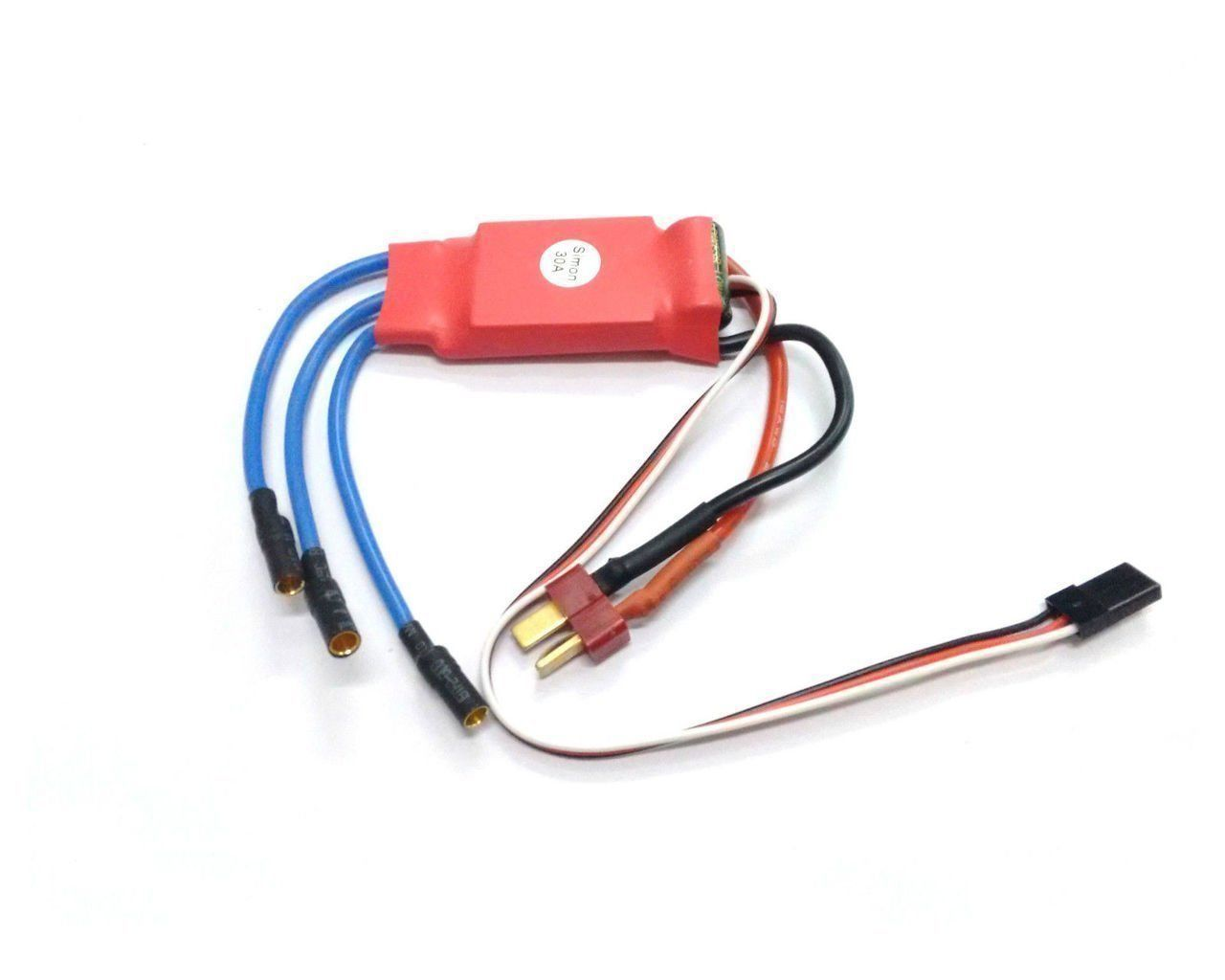 hight resolution of simonk 30a bldc esc electronic speed controller