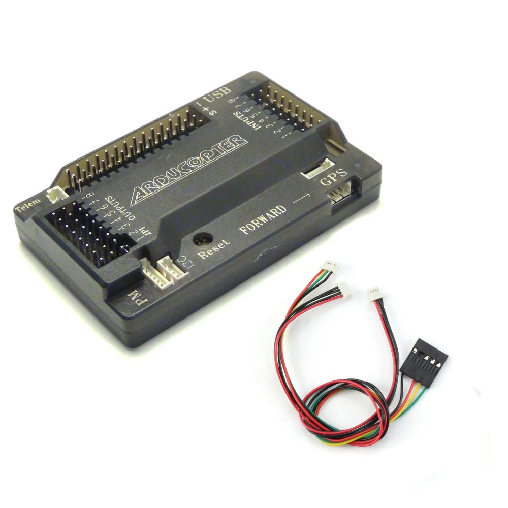 medium resolution of apm 2 8 flight controller with built in compass