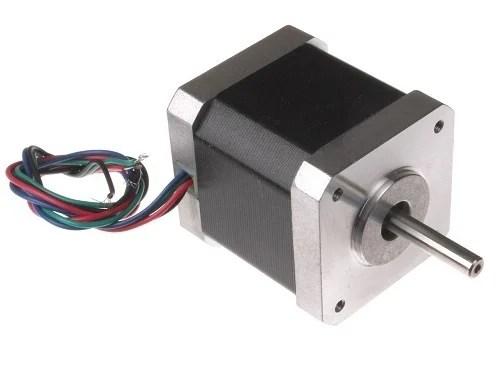 Details About 2 Kgcm 4 Wire Nema 17 Stepper Motor 42bygh207