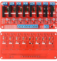 8 channel 5v solid state relay module board omron for arduino robu in  [ 1200 x 1200 Pixel ]