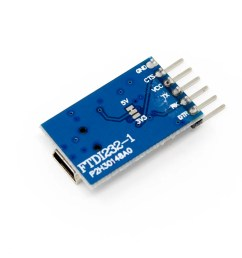 ttl ftdi transmitter usb for 3 3v 5v dual power ft232rl ftdi mwc programmer robu [ 1000 x 1000 Pixel ]