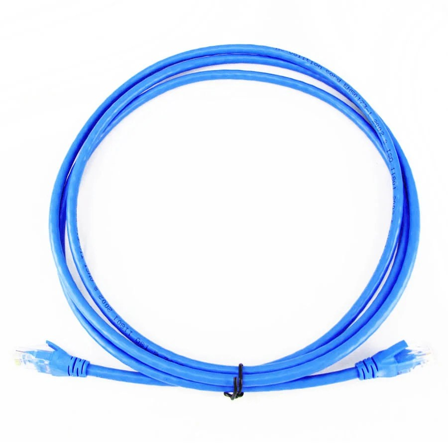 medium resolution of 2mts 2m 2 meters cat5 network cable lan