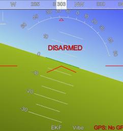 calibrating apm 2 8 using mission planner [ 1110 x 827 Pixel ]
